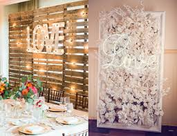 wedding backdrop sign wedding backdrops leonda