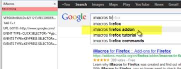 imacros php tutorial event imacros