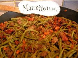 cuisiner haricot vert haricots verts à la bolognaise recette haricot vert haricots