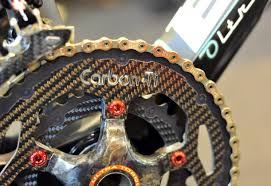 titanium chain rings images Carbon ti spider less ti single chainrings and x hub mtb sl jpg
