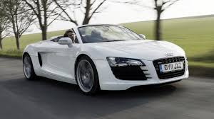 audi supercar convertible road test audi r8 4 2 fsi v8 quattro 2dr 2013 2014 top gear