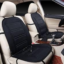 coussin de siege auto chauffe sièges auto avec support coussin de chauffage 12 volts