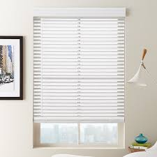 Magnetic Blinds For French Doors Faux Wood Blinds At Selectblinds Com