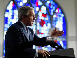 George W Bush Birth U S President George W Bush Honors Mlk Photos And Images Getty