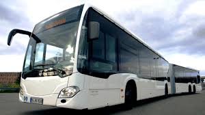 Test Driving Buses With Ride U0026 Drive Mercedes Benz Original