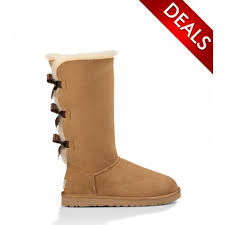 ugg bailey bow damen sale ugg bailey bow womens boots chestnut 5498 sale outlet