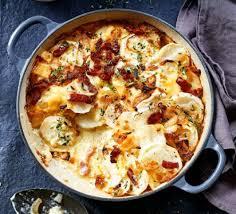 cuisine tartiflette turnip tartiflette recipe food