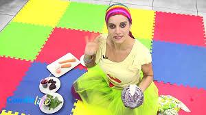 pintura en familia con los colorantes de las verduras youtube