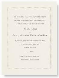 wedding invitations ireland u0026 wedding stationery classic ecru
