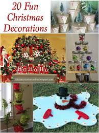 up christmas decorations 20 christmas decorations thrifty t s treasures