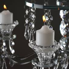 Accessorize Your End Table With Silver Vases And Votives by 15