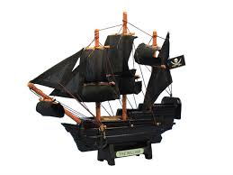 of the caribbean curse of the black pearl pirate ship