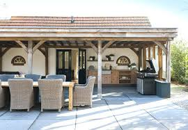 kitchen patio ideas covered outdoor kitchens with pool kitchen small patio ideas design