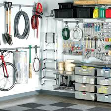 Diy Garage Storage Cabinets Shelves Interesting Garage Organization Lowes Metal Garage