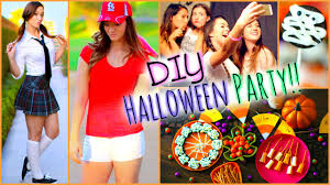 halloween party costume ideas diy decor diy snacks treats