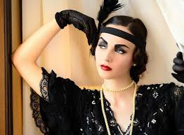 gatsby style hair 1920 s inspired retro hairstyles to look delicate today
