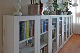 ikea bookcase with doors ikea hacks the best 23 billy bookcase built ins ever billy bookcase