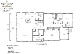 Saussy Burbank Floor Plans Stock Farm Homes Bluffton Sc