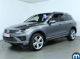 used volkswagen touareg cars for sale motors co uk