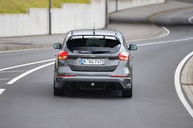 Is Ford Working On A Focus Rs500 Mkiii Spy Images Say So Car