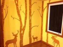 tree wall decals for nursery art u2014 indoor outdoor homes cute