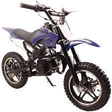 mini motocross bikes for sale amazon com 49cc 50cc high performance blue 2 stroke gas motorized