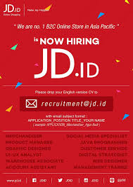 Jd Id Jd Id Jd Is Hiring Let S Join Us And Make Happen