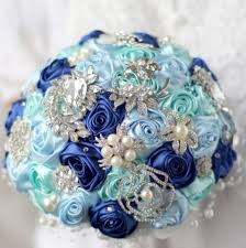 satin roses diy kit satin roses brooch bouquet kit bess bouquets by