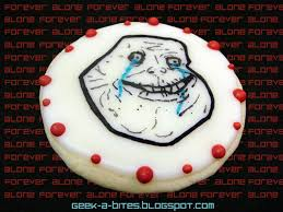 Know Your Meme Forever Alone - geek a bites forever alone