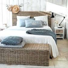 chambre bleu et chambre deco bleu pour une chambre au style maison de vacances on