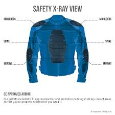 padded riding jacket viking cycle asger motorcycle jacket for men motorcycle house
