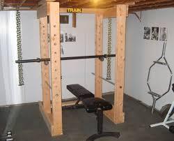 Squat Bench Rack For Sale Homemade Power Rack For Trainings Homemade Power Rack