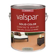 Lowes Valspar Colors Shop Concrete Stains At Lowes Com
