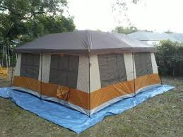 ozark trail 12 person 3 room cabin tent walmart com