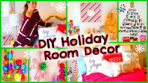 Room Decor Diys Diy Holiday Room Decor Fun Christmas Decorations For Your