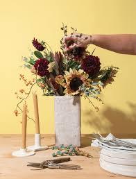 Bud Vase Arrangements Ace Of Vase The Right Way To Create Seasonal Flower Arrangements