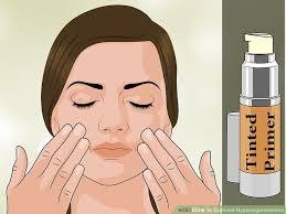 image led conceal hyperpigmentation step 3