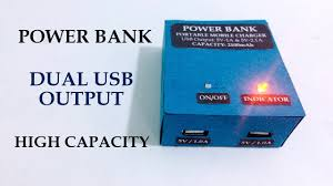 how to make power bank at home for mobile youtube
