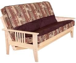 futons 4 less hardwood futon frame