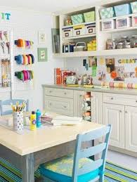 craft room when we move into a house with a basement i think i