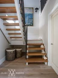 Staircase Design Inside Home Best 25 Open Staircase Ideas On Pinterest Wood Stair Railings
