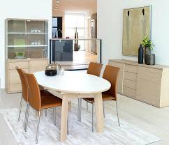 White Gloss Extendable Dining Table Oval Dining Table White Dwell Twist Stem Oval Dining Table White