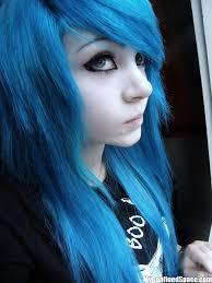 emo with black hair and blue eyes inspiration u2013 wodip com