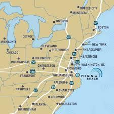 usa east coast map map of usa beaches east coast map of us beaches east coast map of