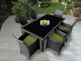 Patio Furniture Sectional Seating - cool wicker patio furniture set resin rattan sectional sofa curved