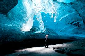 The Crystal Cave Iceland Iceland U0027s Crystal Ice Cave