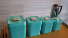 best kitchen canisters turquoise kitchen canisters pulliamdeffenbaugh