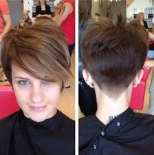 shorter hairstyles with side bangs and an angle 20 cool short hairstyles with bangs for 2015 pretty designs