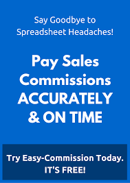 Commission Tracking Spreadsheet Benefits Of Automating Sales Commissions Easy Commission