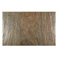 floor and decor clearwater fl ms international montauk black 12 in x 24 in gauged slate floor